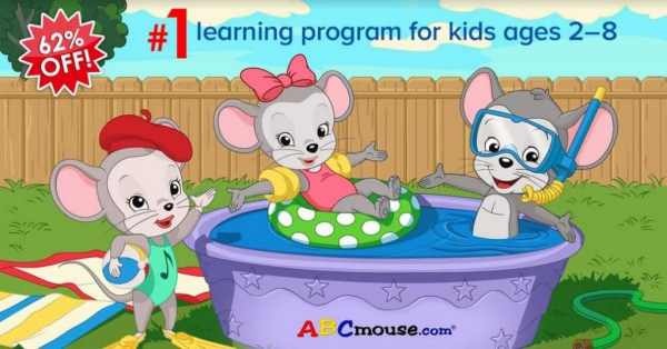 ABC Mouse Membership Only $45/Year! (62% Off!)