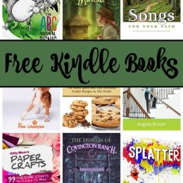 15 Kindle Freebies: ABC Animal Picnic, Paper Crafts, & More!