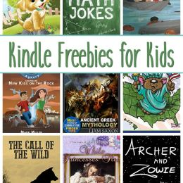 14 Kindle Freebies for Kids: Colombian Adventures, Math Jokes, & More!