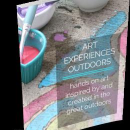 Free Art Experiences Outdoors eBook ($19.99 Value!)