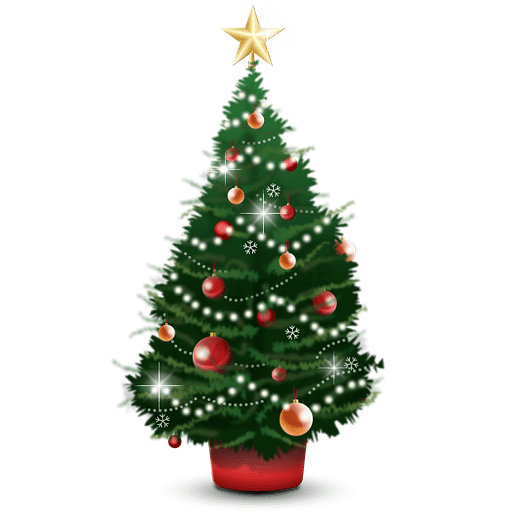 Christmas Tree Png Icon 23751 Free Icons And Png