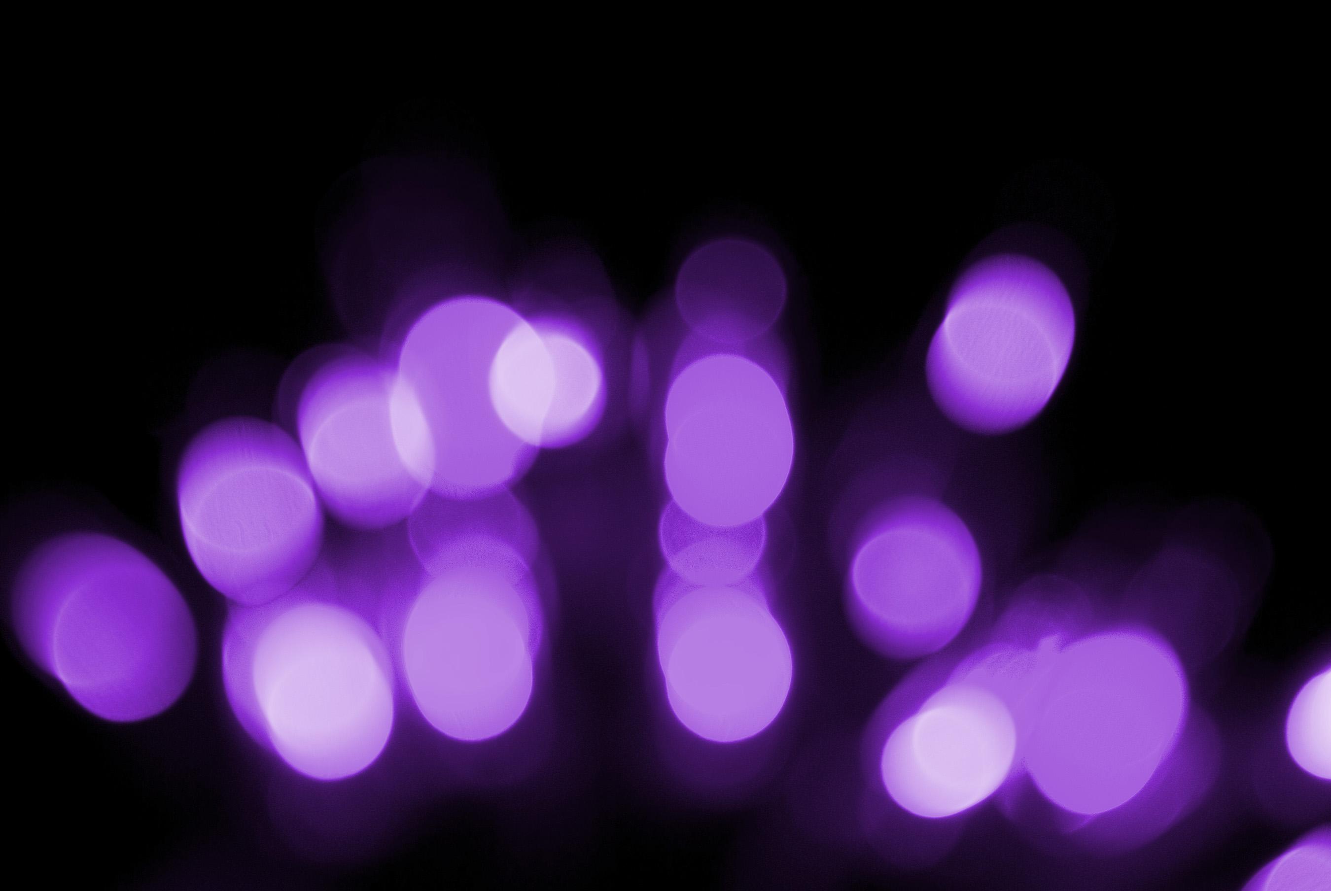 Free Stock Photo 1863 Purple Light Bokeh Freeimageslive
