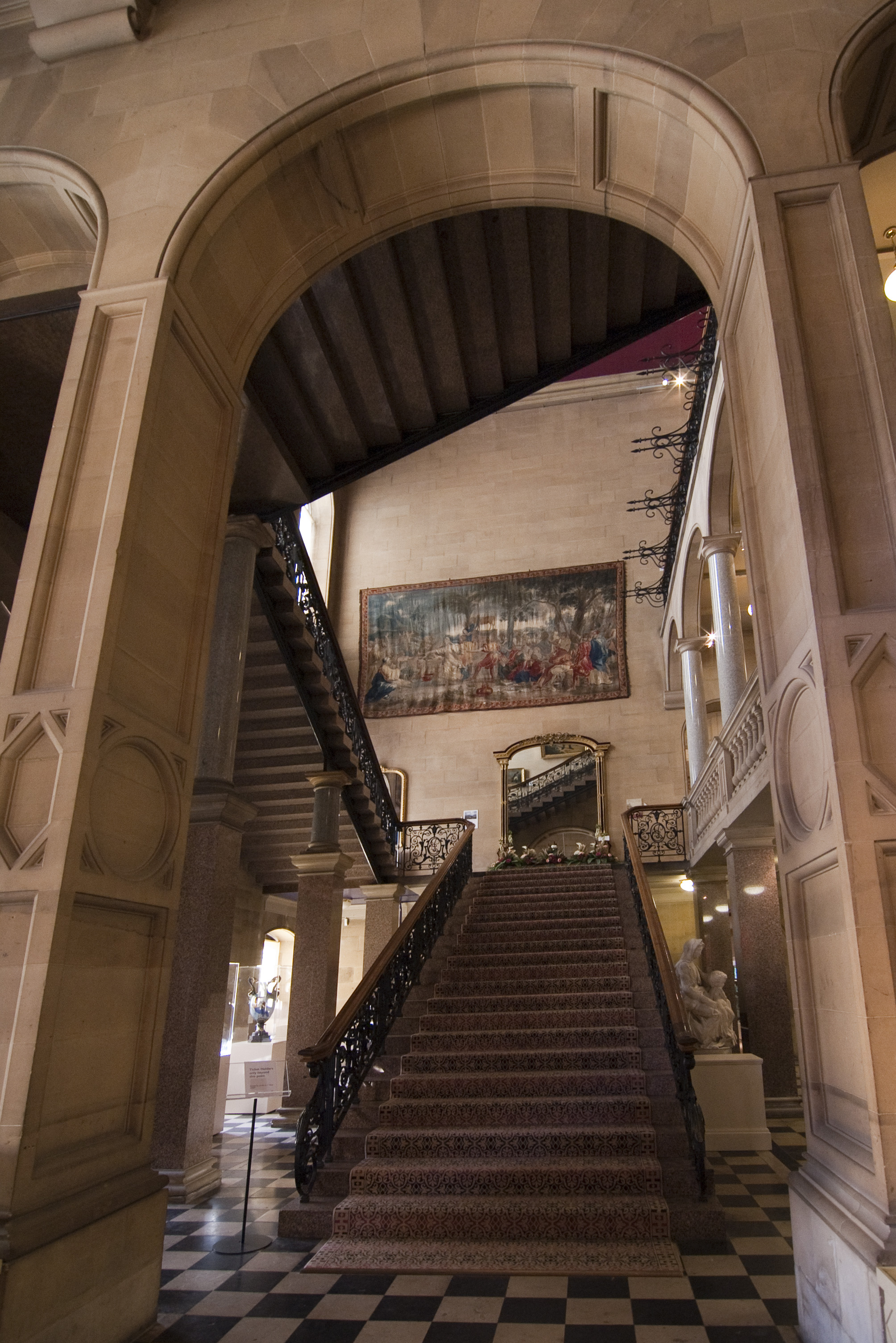 Free Stock Photo 2289 Grand Staircase Freeimageslive