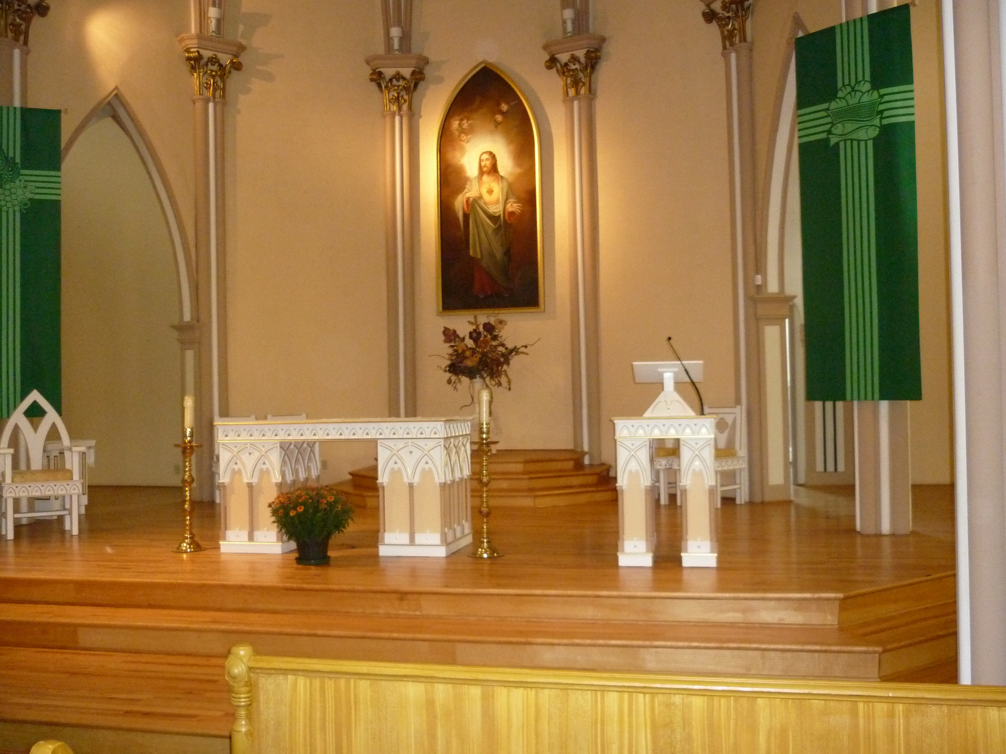Free Stock Photo 6685 Altar At St Georges Church