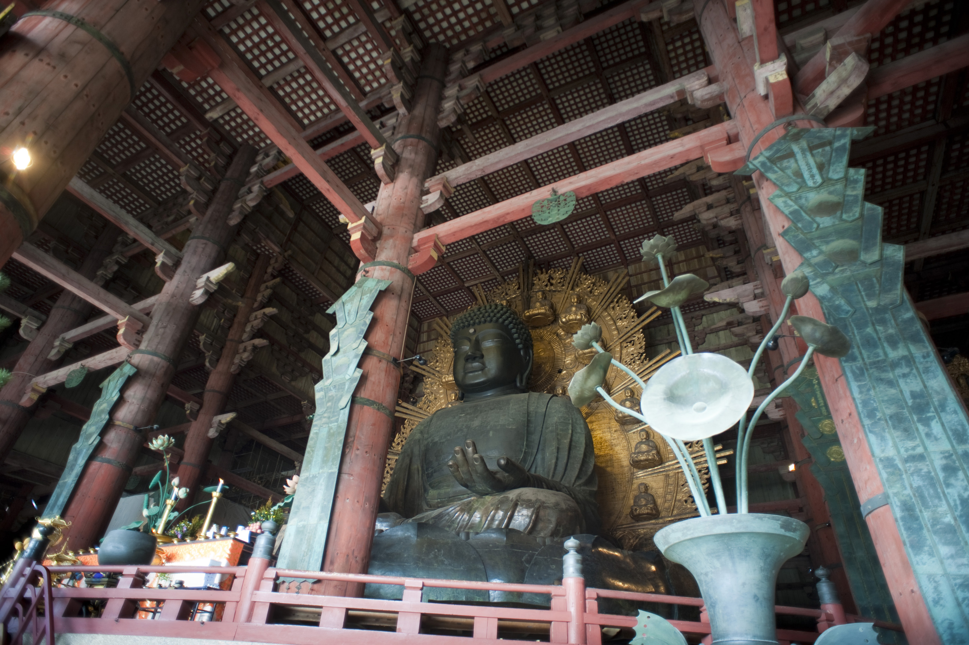 Free Stock Photo 6124 Daibutsu Of Todai Ji Freeimageslive