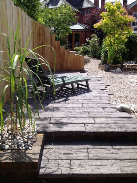 1 To One Garden Design Garden Designer In Godalming UK