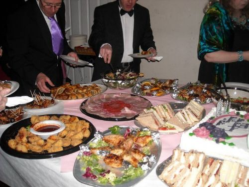 Birthday 50th Catering Services