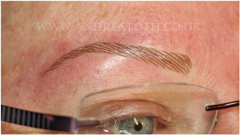 Andrea Toth Permanent Makeup Grantham 11 Reviews