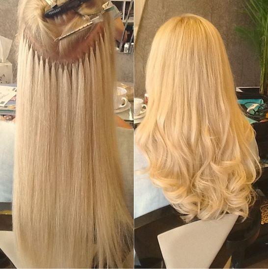 Vixen Amp Blush London Hair Extension Specialist FreeIndex