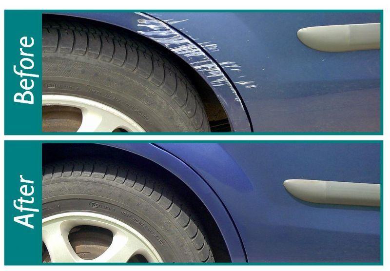 Paul Mansell T A Chipsaway Kidderminster Car Body Work