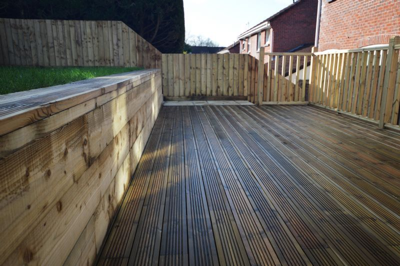 Wall To Wall Building And Landscaping Builder In Plymouth UK