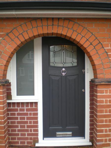 Building Garden Door