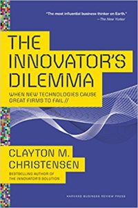 Innovators Dilemma Cover