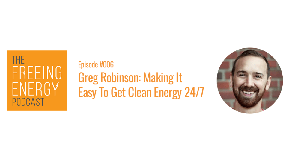 Greg Robinson, CEO Drift on a podcast with Host Bill Nussey