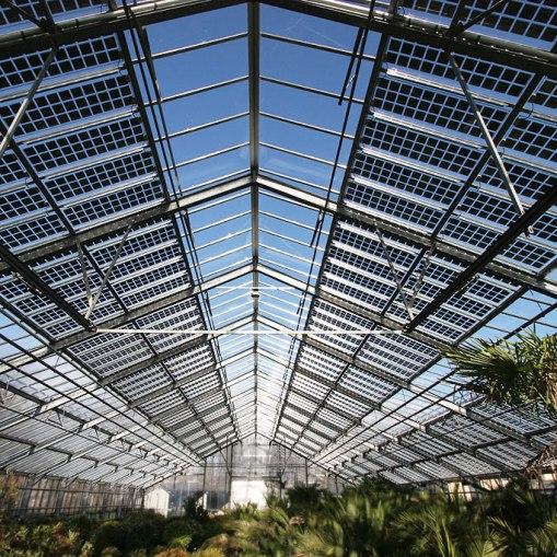 Solar greenhouse - BIPV