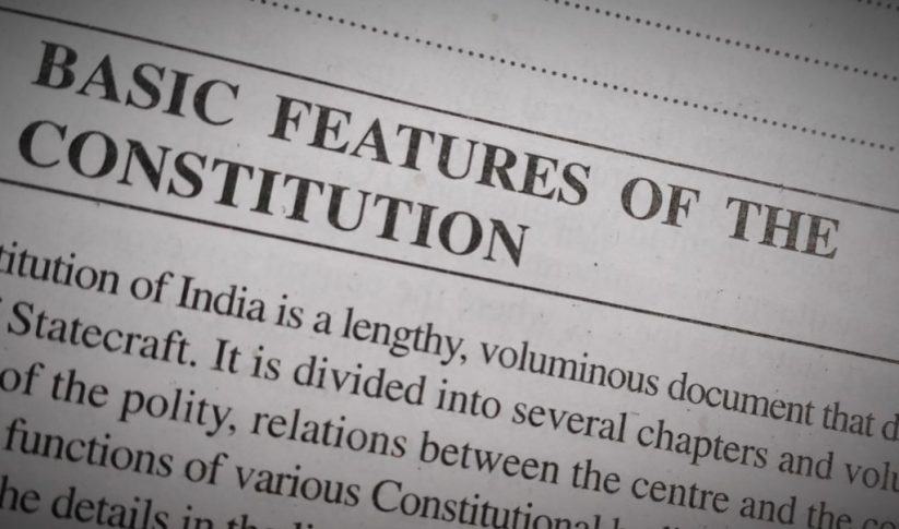 basic feature of indian constitution
