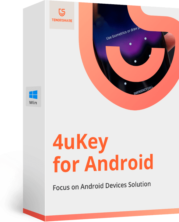 Tenorshare 4uKey for Android 2020