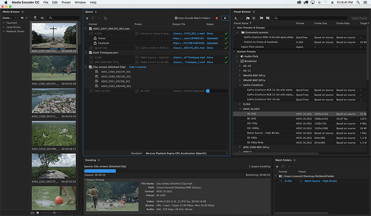 Adobe Media Encoder 2020 14.3.1.39 Free Download