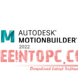 Autodesk MotionBuilder 2022 Free Download