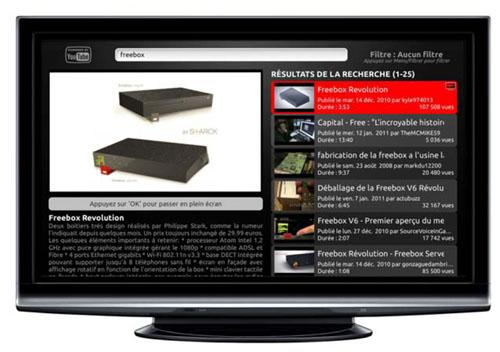 youtube freebox révolution
