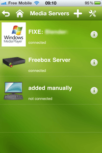 aceplayer iphone freebox