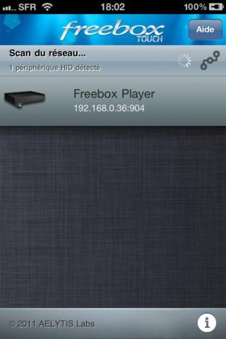 Freebox Touch