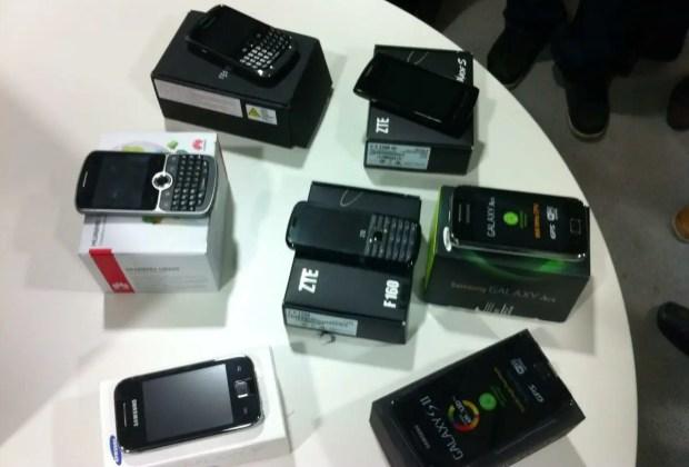 téléphones mobiles chez free mobile