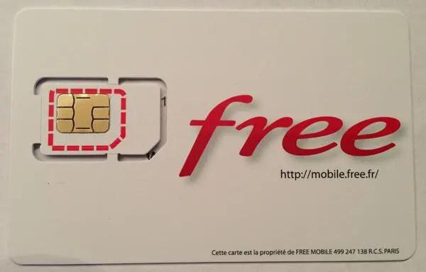 carte sim multi free Option Multi SIM chez Free Mobile : ce n'est pas prévu et voici