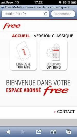 Rencontres pour le sexe: mobile free espace abonne
