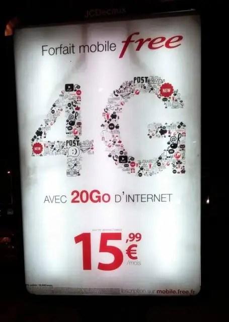 freemobile-4G