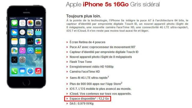 iphone-espace-disponible