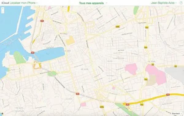 iCloud.com-Localiser-mon-iPhone-Cartes-Apple