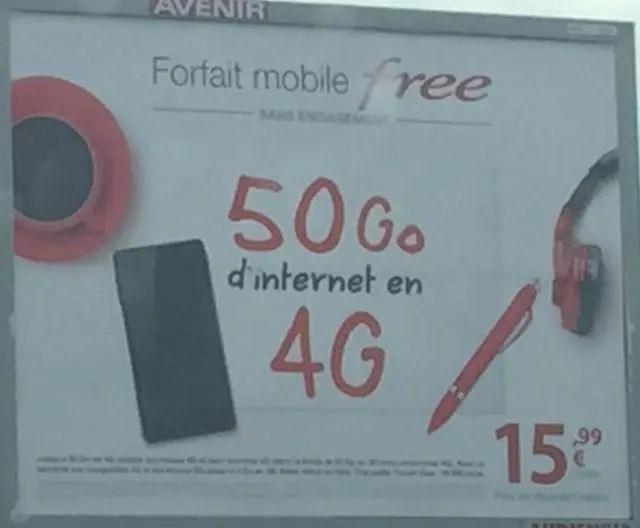 une box 4g avec le forfait free mobile et ses 50 go de data. Black Bedroom Furniture Sets. Home Design Ideas
