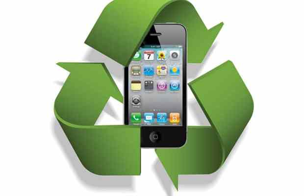 Recyclage Iphone C