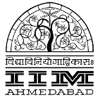IIM Ahmedabad Recruitment 2017 For Research Assistant Vacancy at iimahd.ernet.in