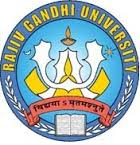 Rajiv Gandhi University Recruitment 2016 for Project Fellow Posts at rgu.ac.in