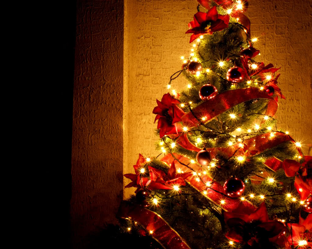 beautiful xmas tree wallpapers (88 wallpapers) – hd wallpapers