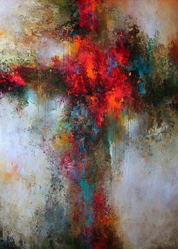 40 Elegant Abstract Painting Ideas For Inspiration on Modern Painting Ideas  id=85191