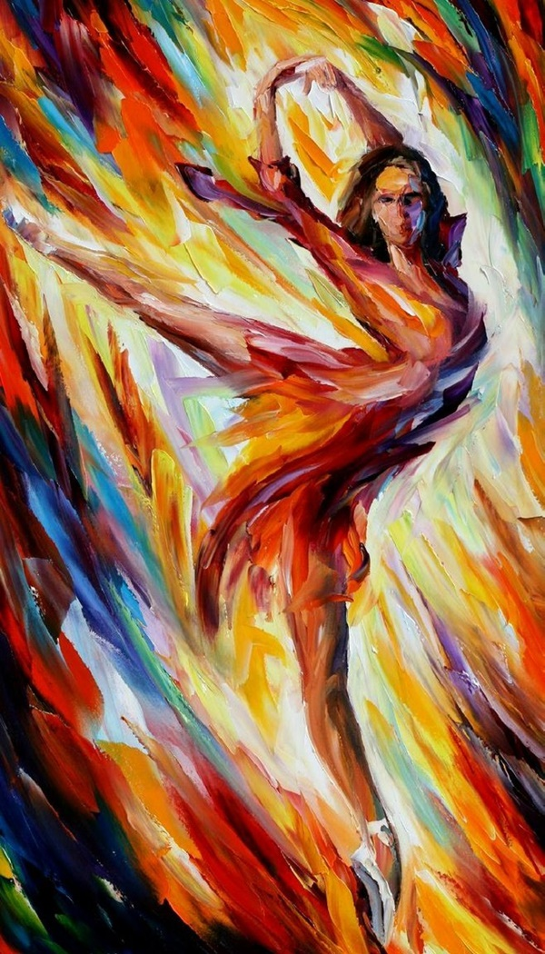 40 Beautiful Oil Painting Ideas To Make Your Own Wall Art on Modern Painting Ideas  id=83456
