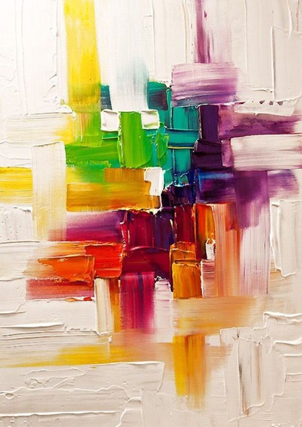 40 More Abstract Painting Ideas For Beginners on Modern Painting Ideas  id=28499