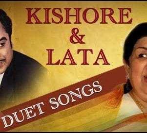 Lata-Kishore Hit Duet Free Karaoke