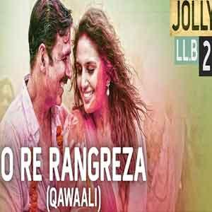 O Re Rangreza (Qawaali) Free Karaoke