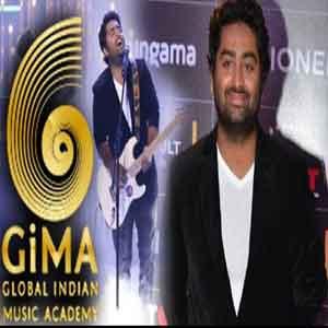 Arijit Singh Gima Awards 2016 Free Karaoke