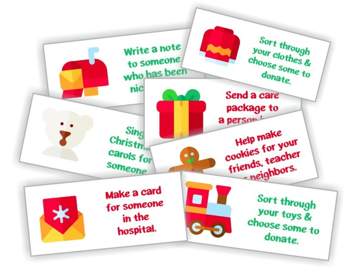 25 Activities For Kids To Spread Holiday Cheer