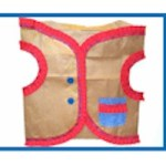 Image of Paper Bag Scarecrow