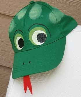 Image of Froggie Baseball Hat