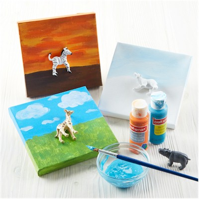 Image of Animal Canvases