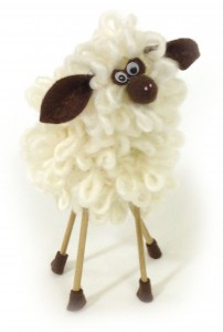 Image of Loopy Yarn Sheep