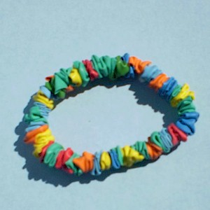 Balloon Bracelet Craft