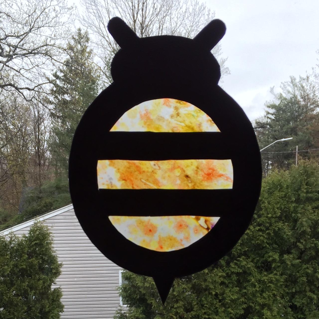 Image of Bee Suncatcher